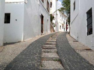 Alteal La Vella Calle Rutas en Altea