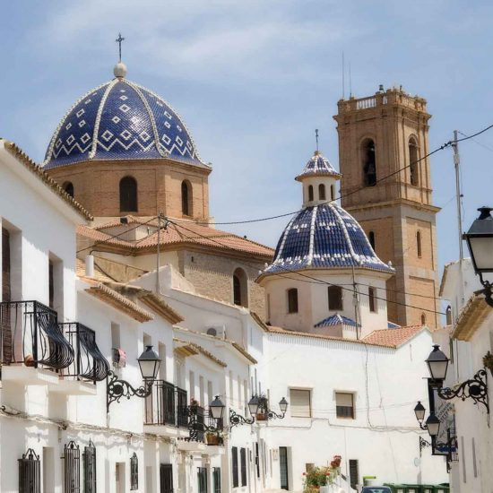 Altea Tours Rutas en Altea