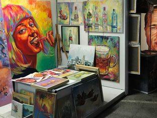 Art Tachi Rutas en Altea