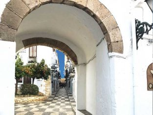 Casco Antiguo Portal Rutas en Altea