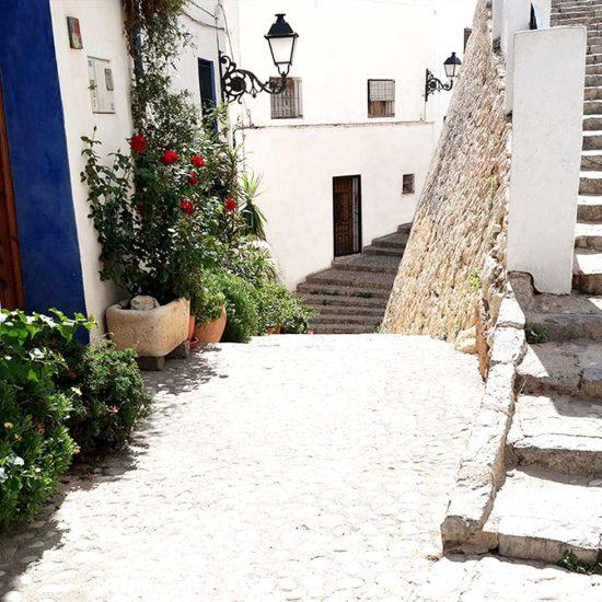 Casco Antiguo Visitas Guiadas Rutas en Altea