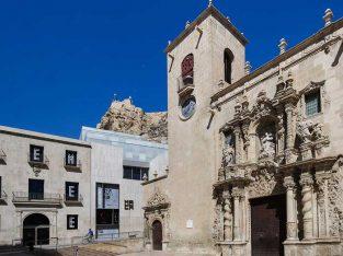 Basilica Santa Maria Alicante Rutas en Altea