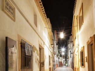 Calpe Casco Antiguo Rutas en Altea