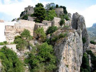 Guadalest Castillo Rutas en Altea