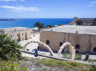Castillo Santa Bárbara Alicante Rutas en Altea