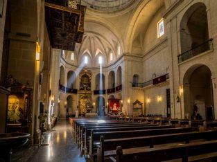 Concatedral San Nicolás Alicante Rutas en Altea